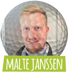 Malte Janssen  Golf School - Clarks Golf World